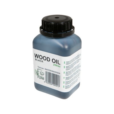 EcoFurn 90917 Wood Oil Black