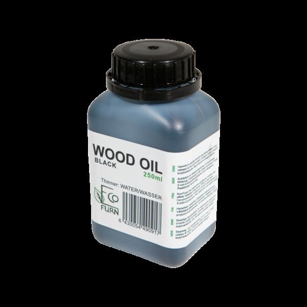 EcoFurn 90917 Wood Oil Black