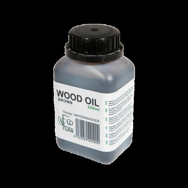 EcoFurn 90900 Wood Oil Brown