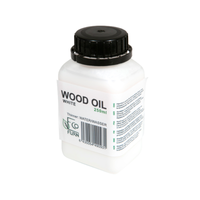 EcoFurn 90948 Wood Oil White