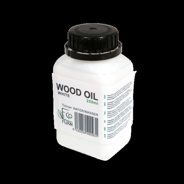 EcoFurn 90948 Wood Oil White