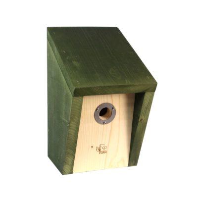 EcoFurn 93901 PÖNTTÖ 28 Birdhouse forest green