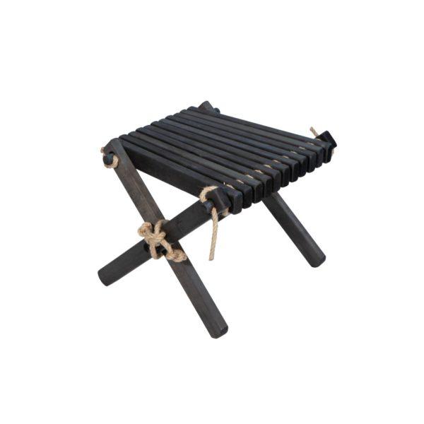 EcoFurn 90849 Lilli alder black oiled assembled