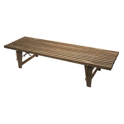 EcoFurn 91020 DayBed ash grey oiled flat pack