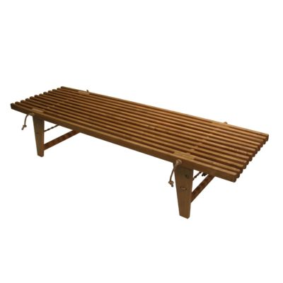 EcoFurn 91037 DayBed birch light brown oiled flat pack