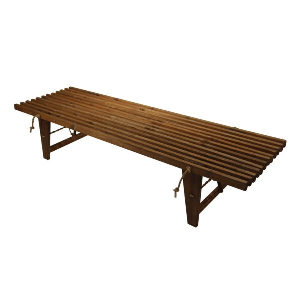EcoFurn 91051 DayBed pine brown oiled flat pack