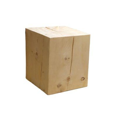 EcoFurn 92157 PÖLKKY Cube H45 untreated