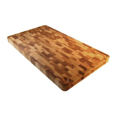 EcoFurn 92355 Cutting board EG ASH 80x45x5 cm linseed oiled