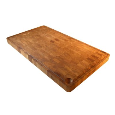 EcoFurn 92423 Cutting Board EG oak 80x45x5 linseed oiled